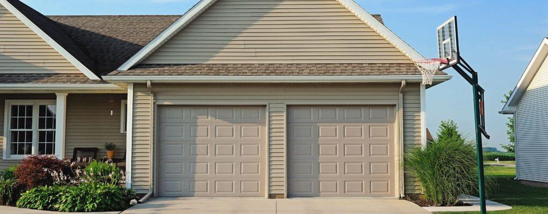 Trinity Garage Door